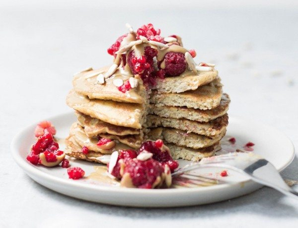 Perfect+Paleo+Pancakes+(fluffy,+gluten-free,+grain-free,+sugar-free)+via+Food+by+Mars-2