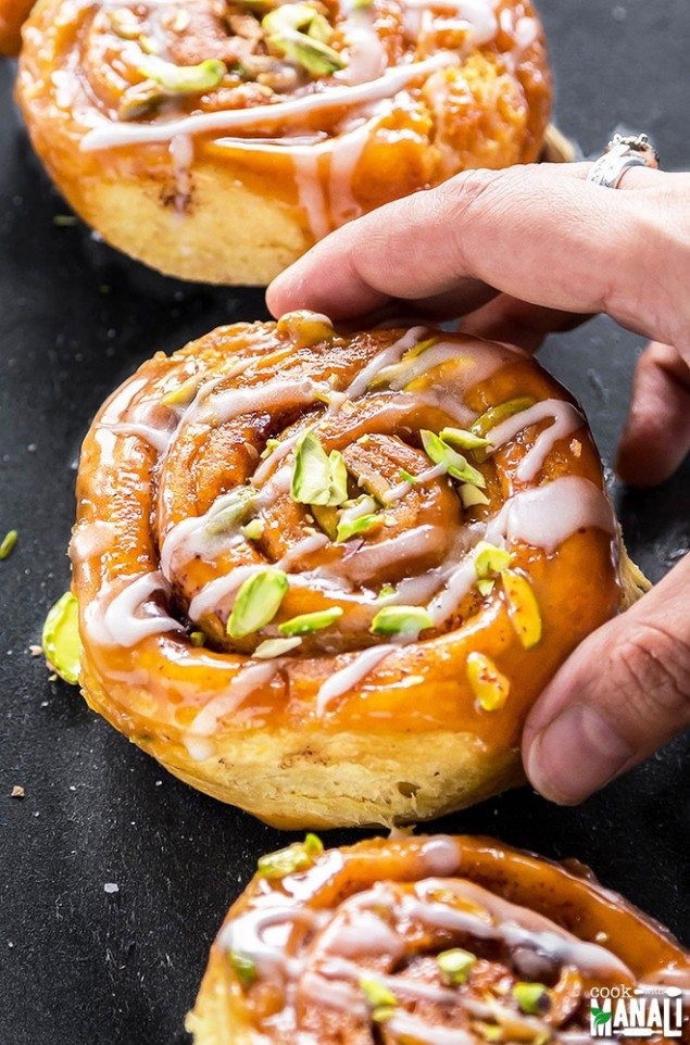 Five Favorite Sticky Bun Recipes