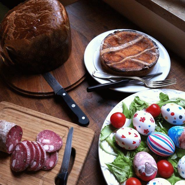 Buona Pasqua A Traditional Italian Easter Menu