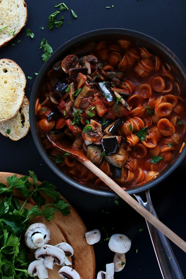 One-Pot Pasta Dinners