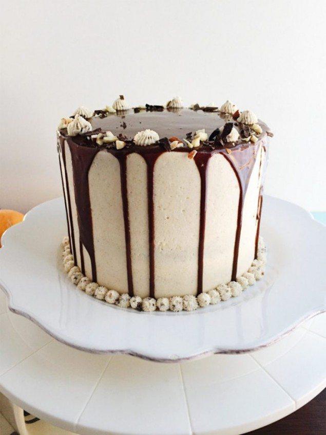Orange Rum Cake Recipe