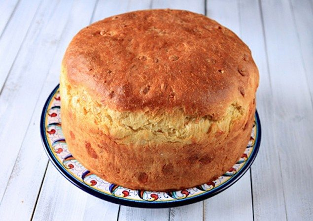 Crescia: Easter Cheese Bread