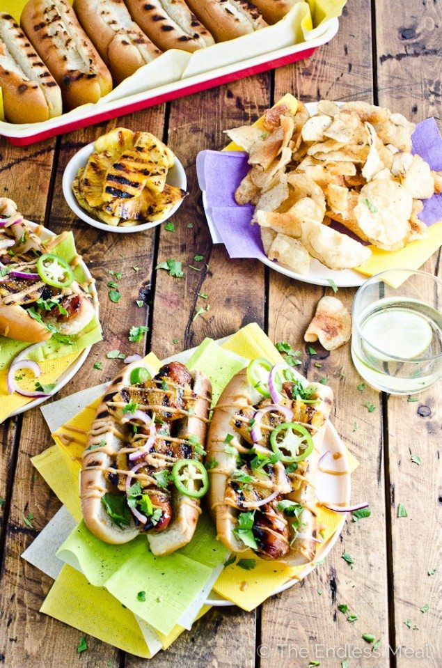10 Delicious Ways to Upgrade Your Hot Dog