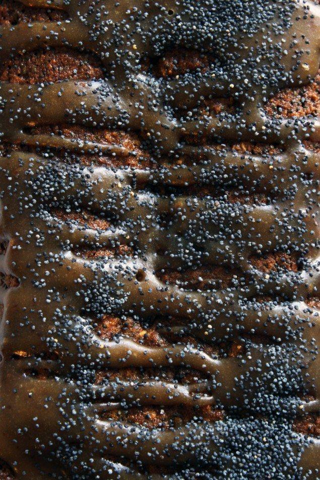 Poppy Seed Orange Bread