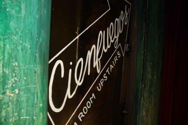 Cienfuegos entrance