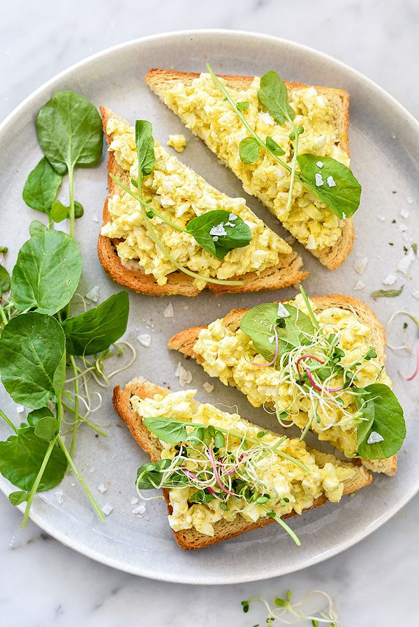 10 Egg Salads for Spring