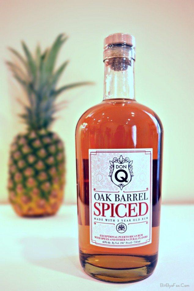 Spicy Chai Piña Colada