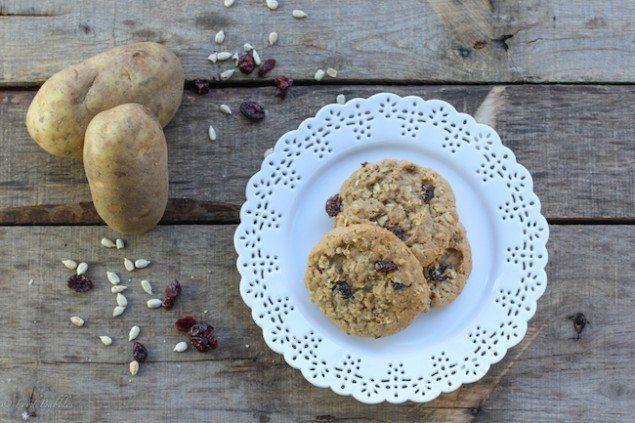 Protein-Packed Potato Potato Cookies