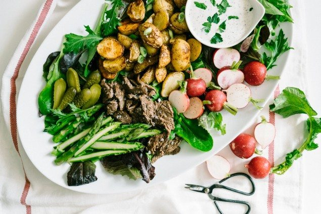SPRING+VEGETABLE+AND+BABY+POTATO+SALAD-2
