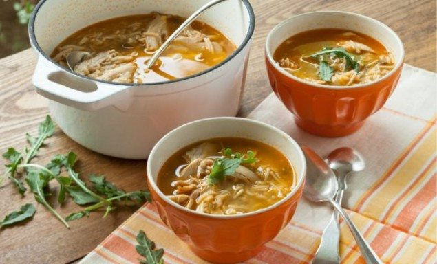 Favorite Chicken Soup Recipes to Wrap Up Winter