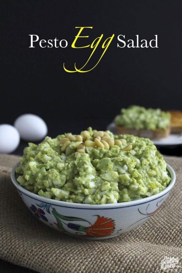 Egg Salads for Spring