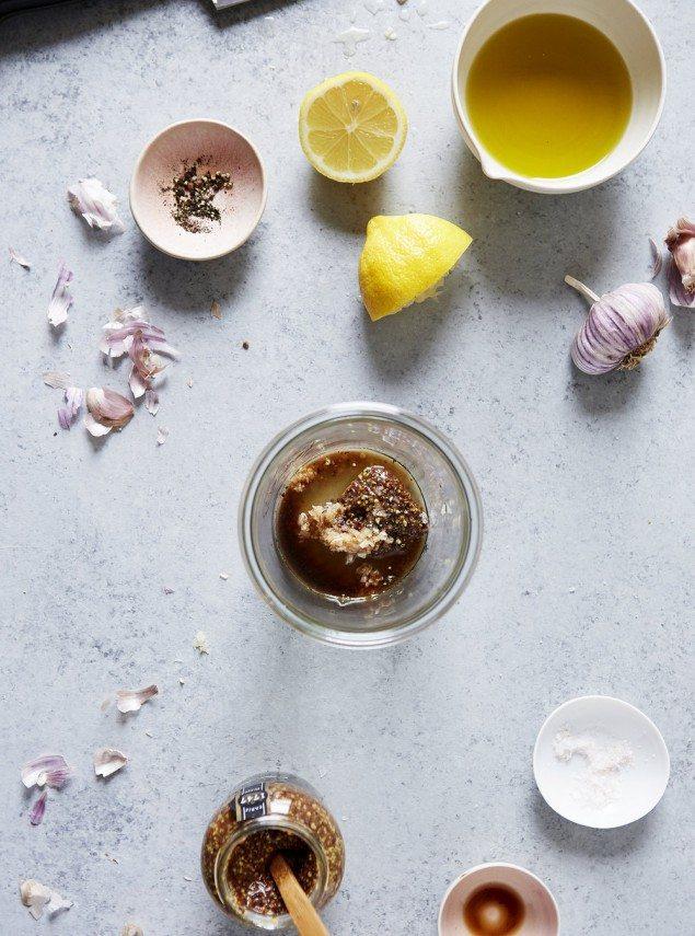 Foolproof Mustard Vinaigrette