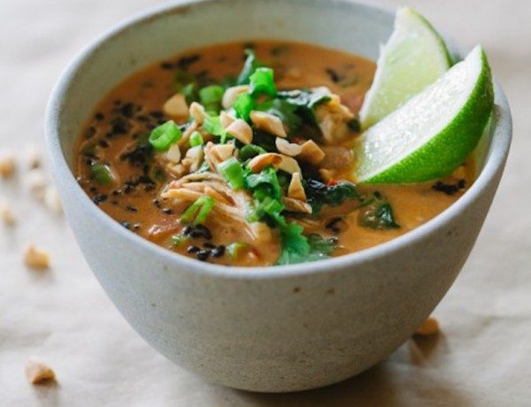 thai-chicken-forbidden-rice-soup-2-467x700