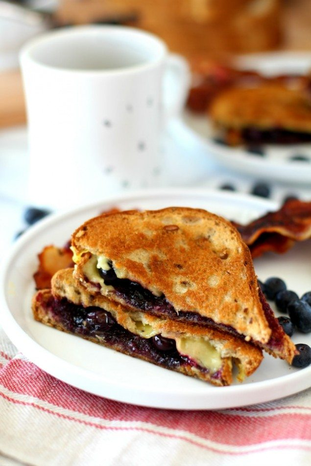 Ultimate Breakfast Grilled Cheese