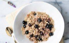 Coconut-Blueberry-Quinoa