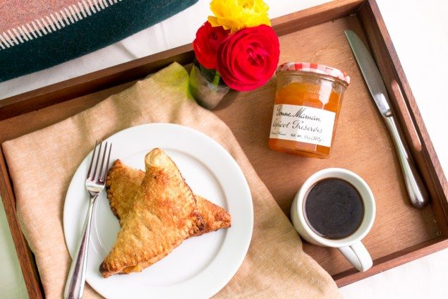 Apricot Turnovers