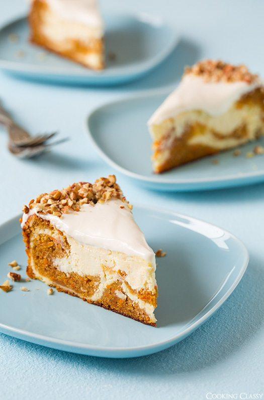 5 New Ways to Make Carrot Cake