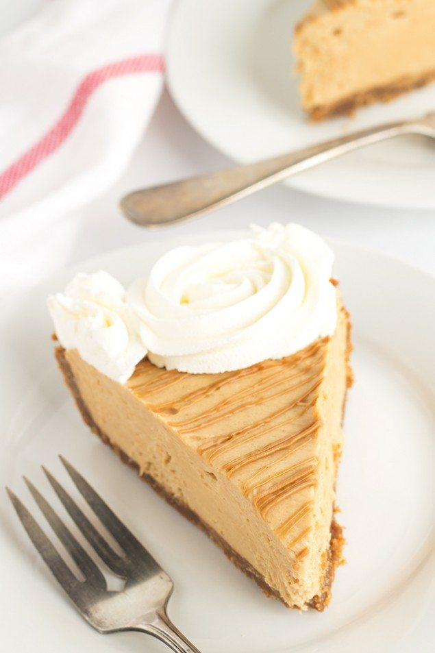 Creamy Cookie Butter Pie