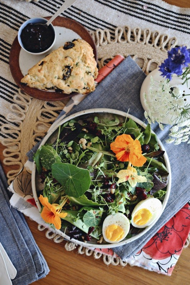 Cherry Recipes for a Spring Brunch