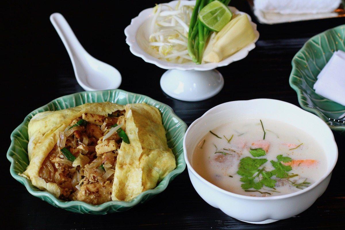 The Best Gluten Free Thai Food in Bangkok!