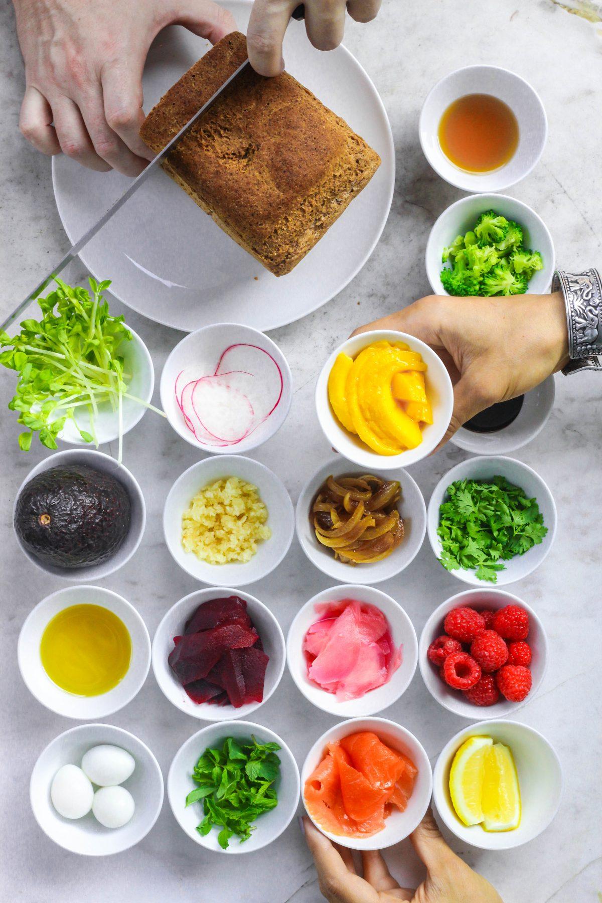 Gluten & Nightshade Free Bruschetta 1