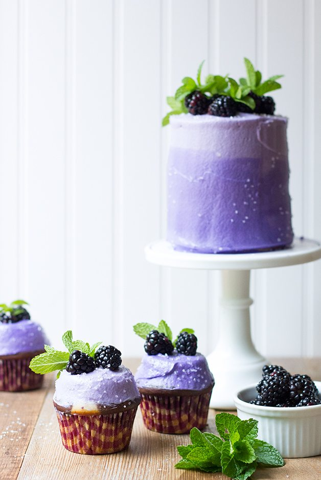 Mini-Marble-Layer-Cake-with-Blackberry-Cream-Cheese-Frosting-4678