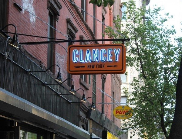 The Clancey Outside