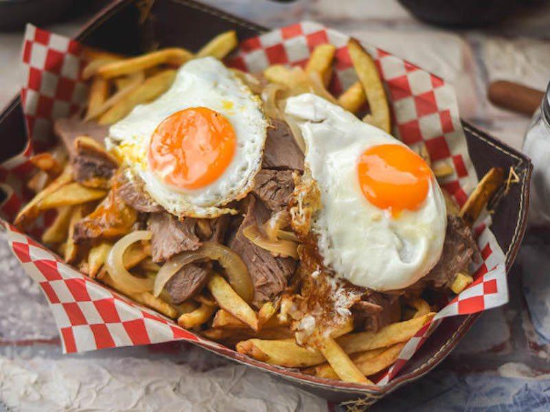 Chilean Chorrillana Fries – Honest Cooking