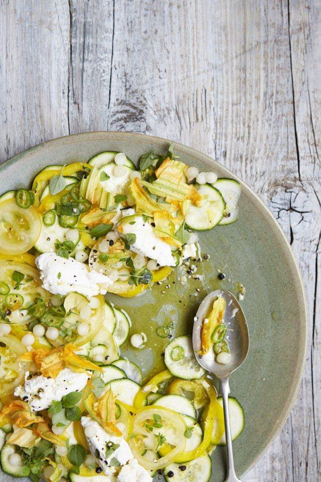 Around the World in 120 Salads