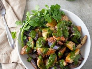 garlic-roasted-chimichurri-potatoes-5a-2-635x938