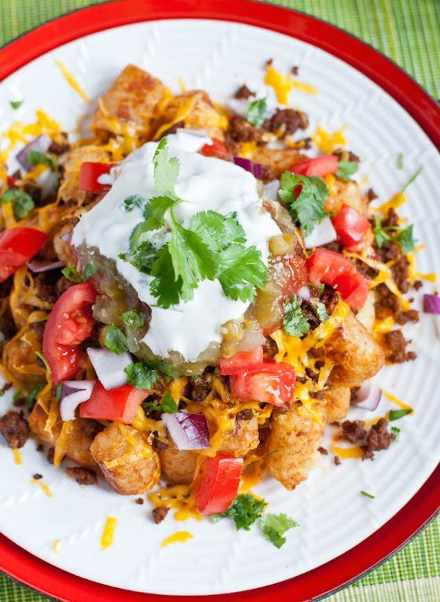 10 Mouth-Watering Loaded Potatoes