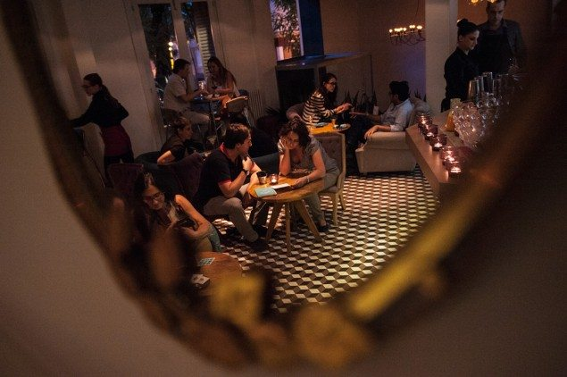 Mezcal Lab offers same quality Mexican food, but in a more quirky and laid back setting.