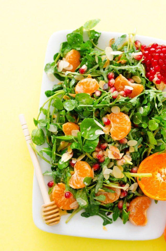 Citrus Watercress Salad