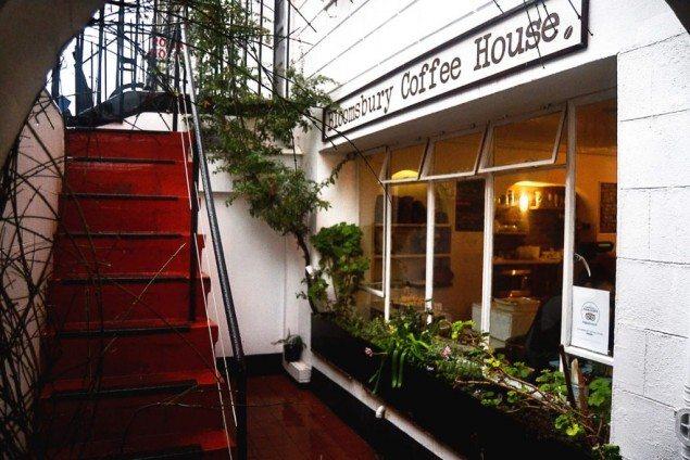 Favorite Breakfast Spots in London