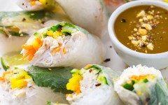 Coconut-Chicken-Mango-Summer-Rolls-with-Peanut-Dipping-Sauce-116