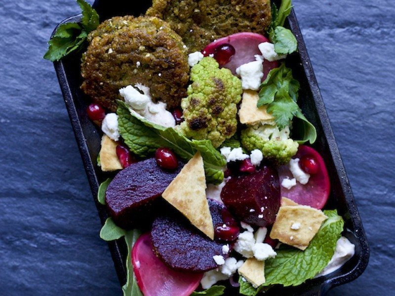 Deconstructed-Falafel-Salad-The-Aviary-Hotel-Dine-X-Design-1