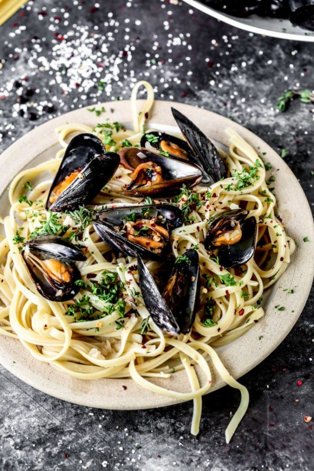 ... simple mussel recipe is something you will make over and over again