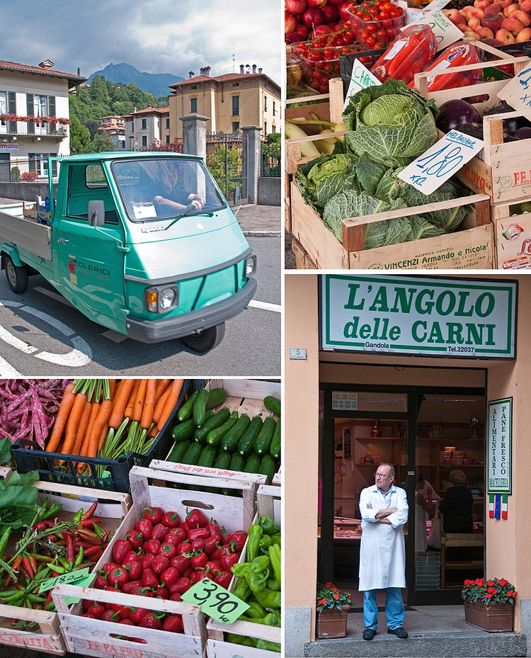 How to Navigate an Italian Market