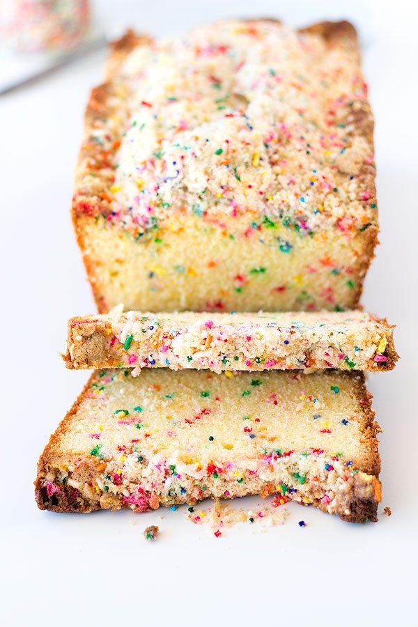 Funfetti Loaf
