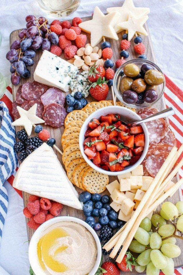 The Ultimate Backyard Menu for the 4th of July