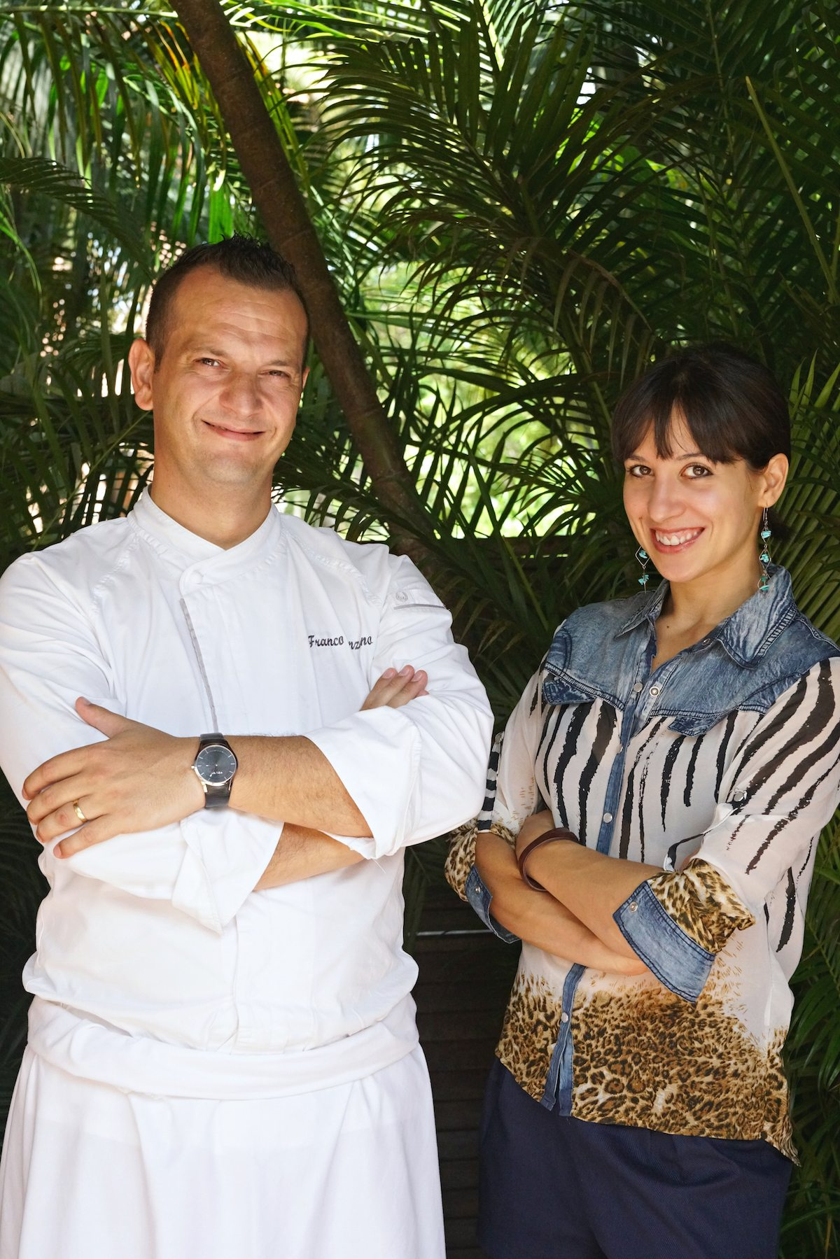 Ambra Torelli & the Park Hyatt Goa Chef copy
