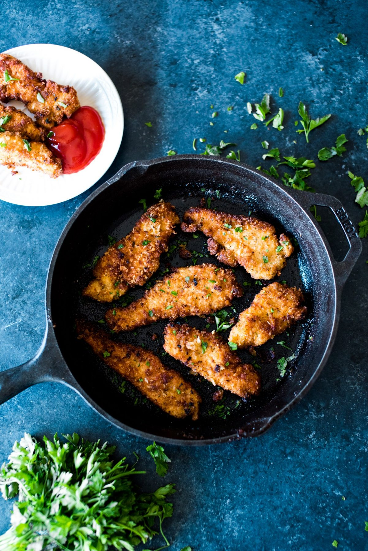 Comfort Food Alert: Homemade Crispy Chicken Tenders