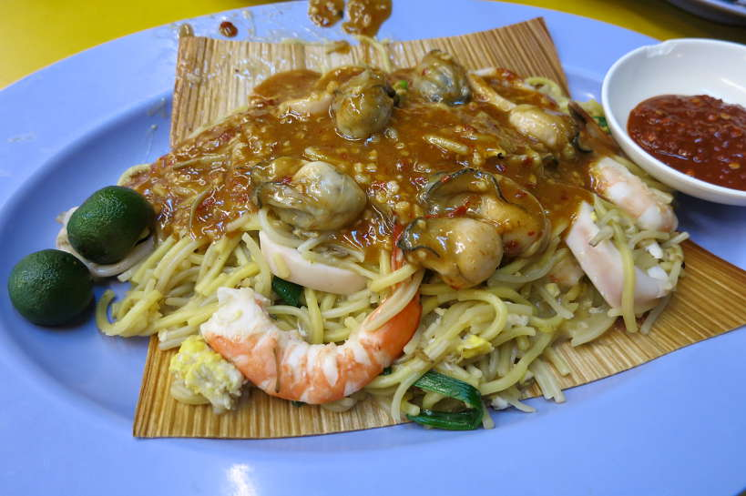 12 Must-Try Singapore Foods