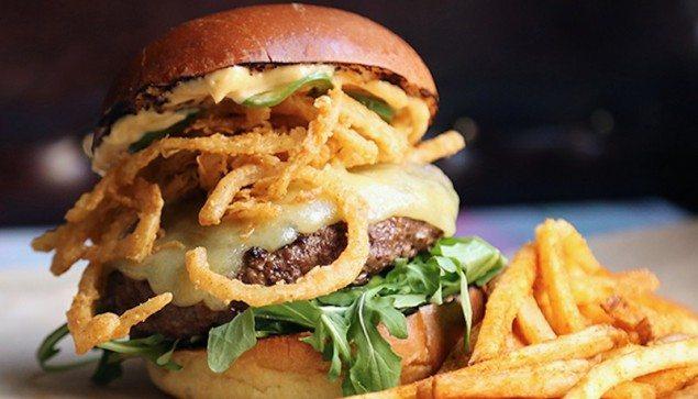 Kola Label Burger
