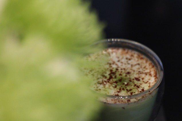Pure Leaf Tea Matchaccino