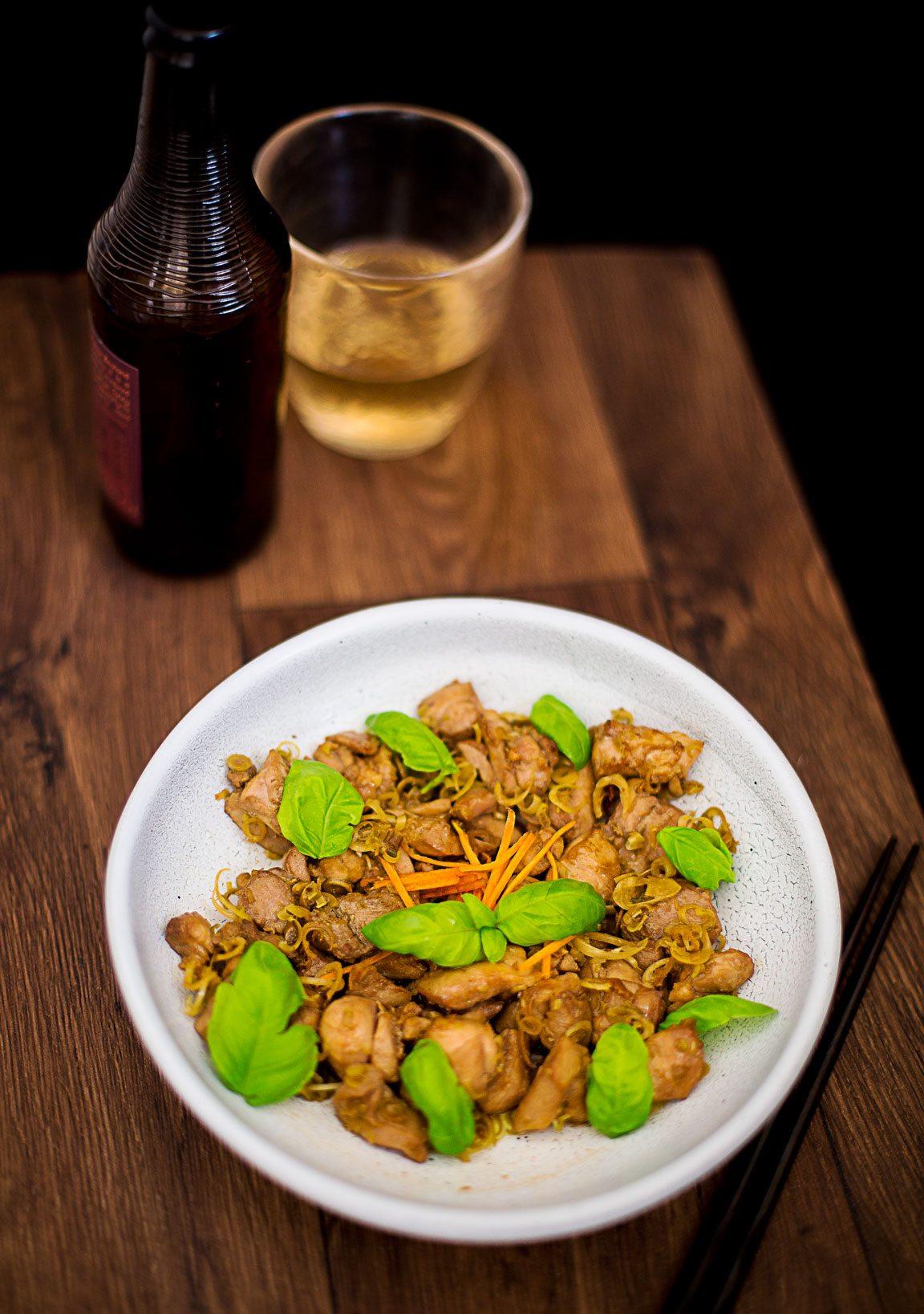 Simple, Aromatic Lemongrass Chicken