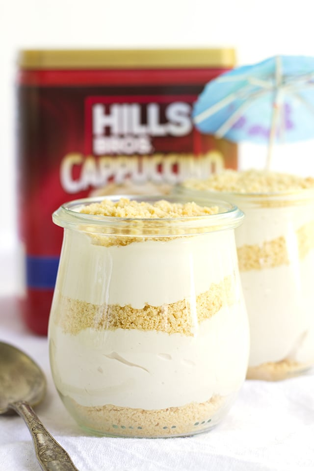 Cool Cappuccino Trifles