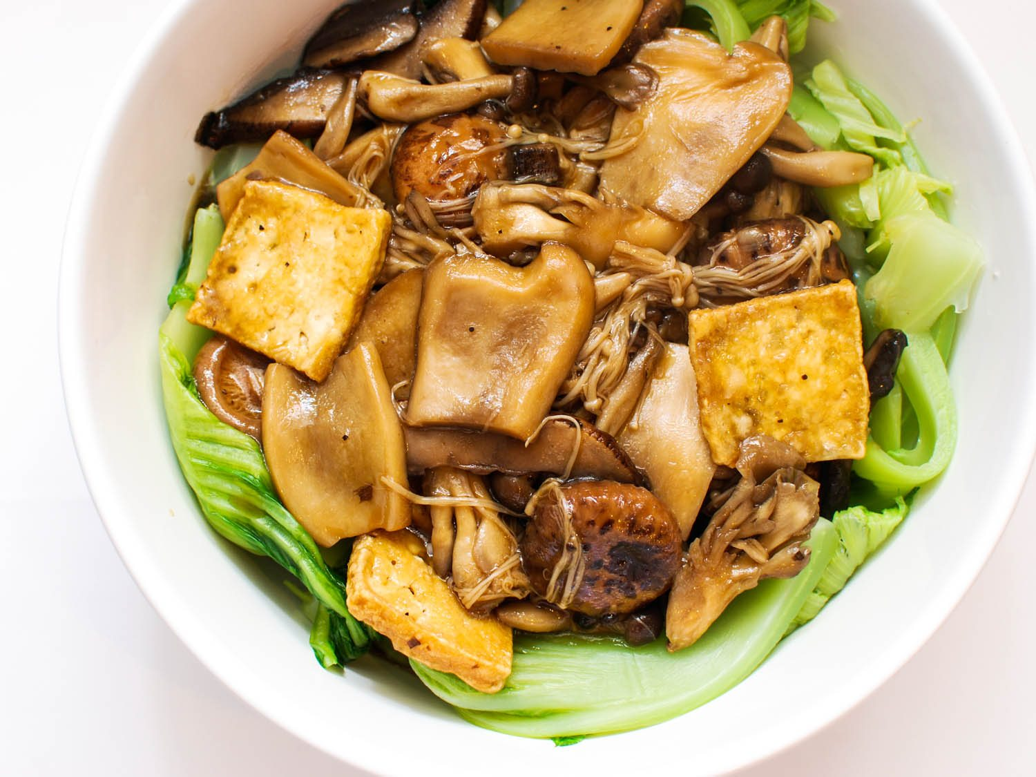 10 Seasonal Recipes with Fall Mushrooms