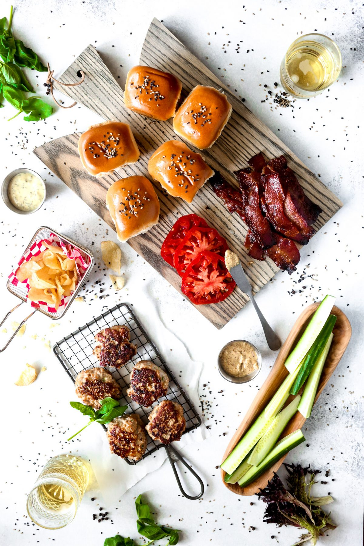 Ultimate Turkey Sliders