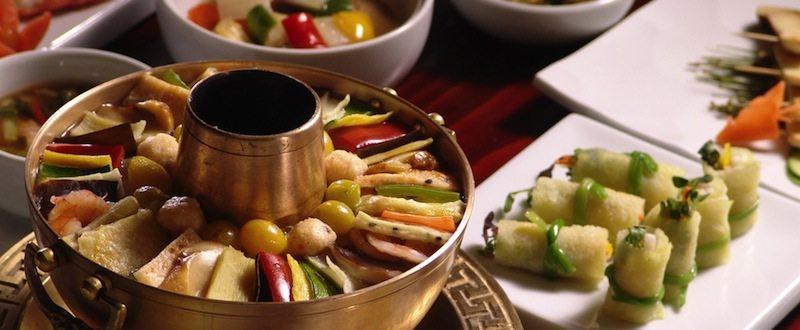 Royal cuisine at Korea House